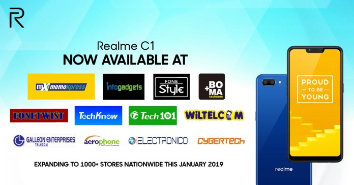 Where To Buy Realme Products