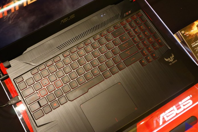 fx505dy, ASUS Launches TUF Gaming FX505DY, Powered by AMD's Ryzen Processor!, Gadget Pilipinas, Gadget Pilipinas