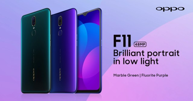 oppo f11 featured