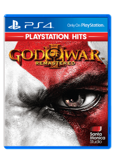 god of war 3 remastered playstation hits