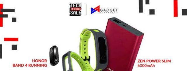 Tech Red Tag Sale Partnership