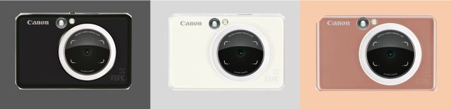 Canon iNSPiC, Canon launches the new shoot and print iNSPiC cameras, Gadget Pilipinas, Gadget Pilipinas