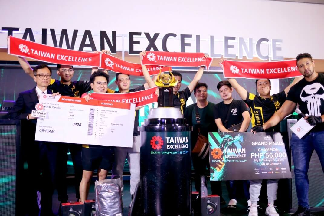Taiwan Excellence Esports Cup 2019 Bren Esports