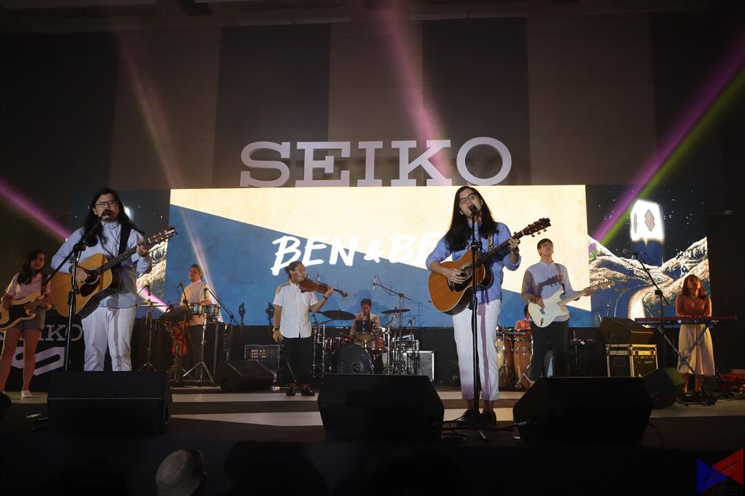Seiko 5 Sports - Ben&Ben