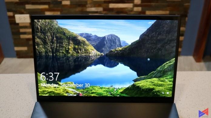 ASUS Zenbook Pro Duo 4K OLED Display
