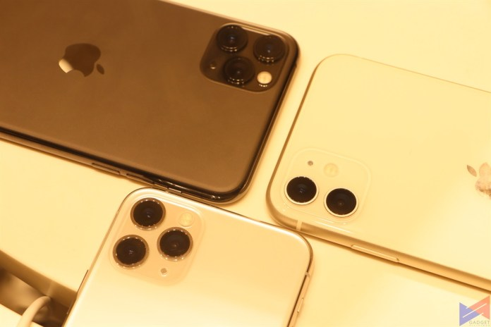 iPhone 11 Series Cameras