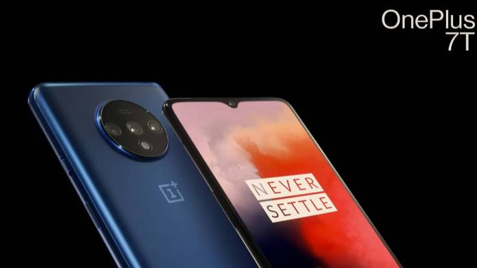 one plus 7t series launch 7