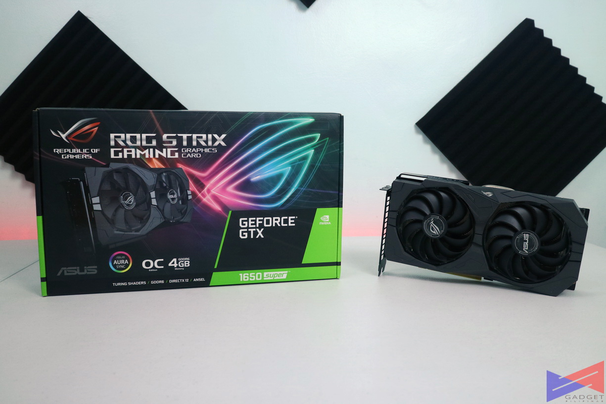 GTX 1650 SUPER Review PH