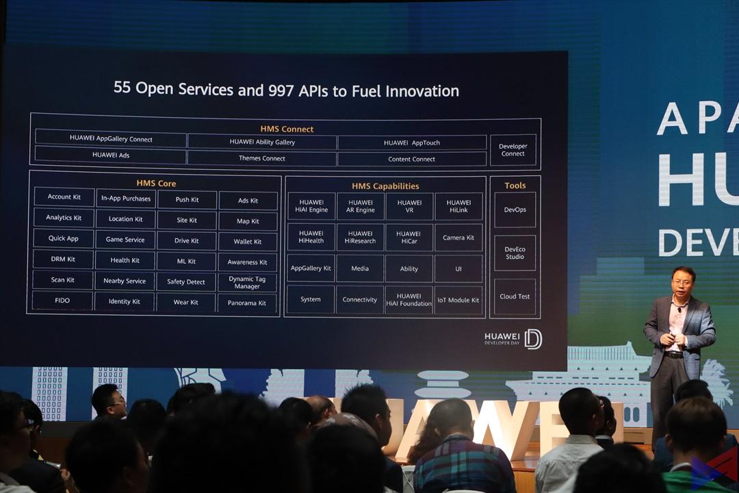 Huawei Developer Day API