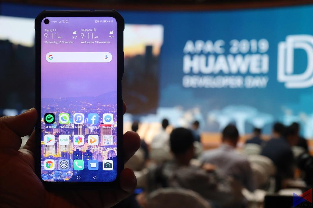 Huawei Developer Day Nova 5T