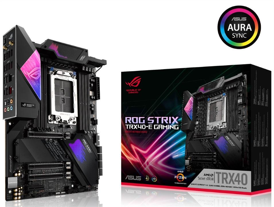 ROG Strix TRX40-E Gaming_With box