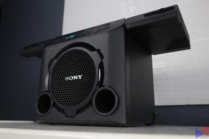 Sony GTK-PG10, Sony GTK-PG10 Outdoor Wireless Speaker Review, Gadget Pilipinas, Gadget Pilipinas