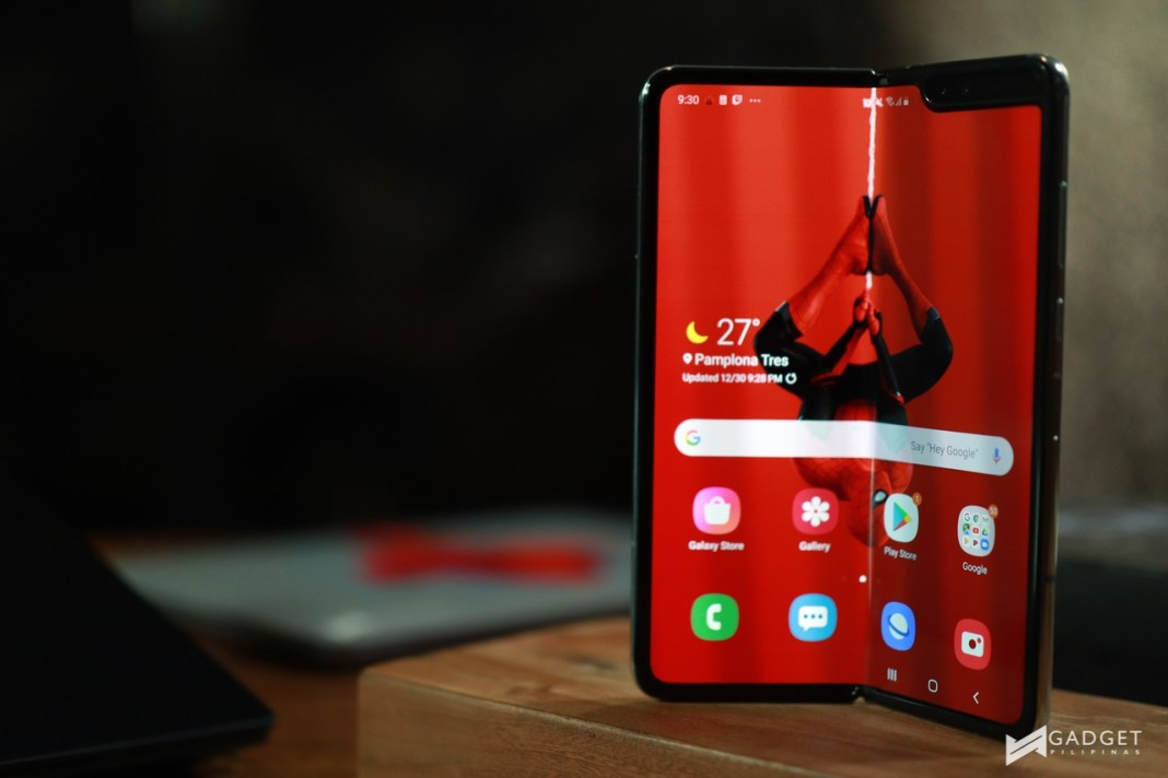 Samsung Galaxy Fold Now Available in Stores, Samsung Galaxy Fold Now Available in Select Stores!, Gadget Pilipinas, Gadget Pilipinas
