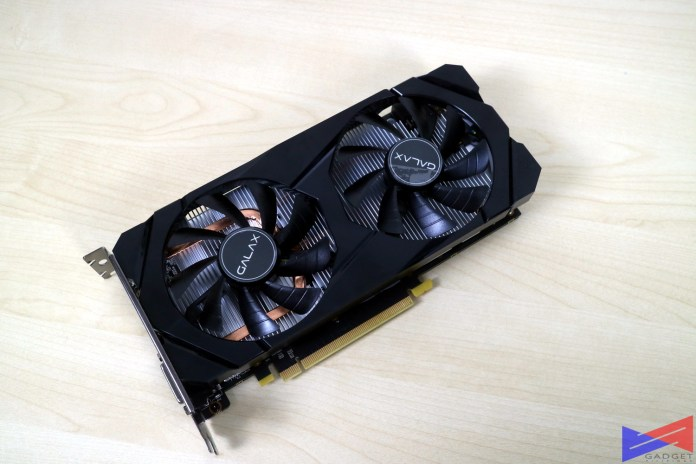 Galax GTX 1660 Super Review