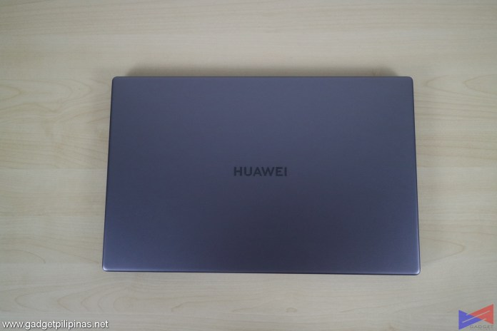 Huawei Matebook D 15 Review Build Quality
