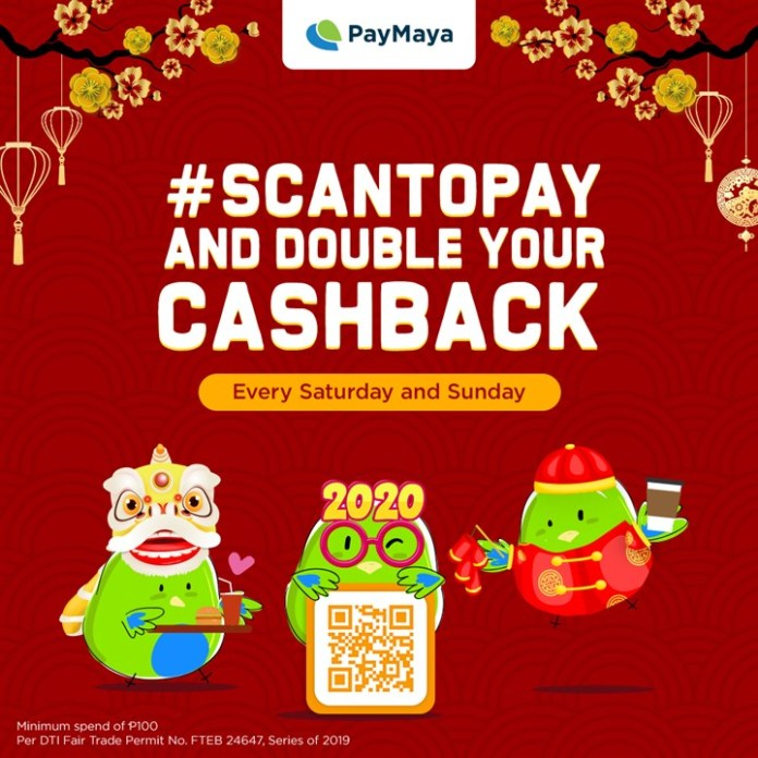 PayMaya Chinese New Year, PayMaya Announces Cashback Deals for Chinese New Year!, Gadget Pilipinas, Gadget Pilipinas