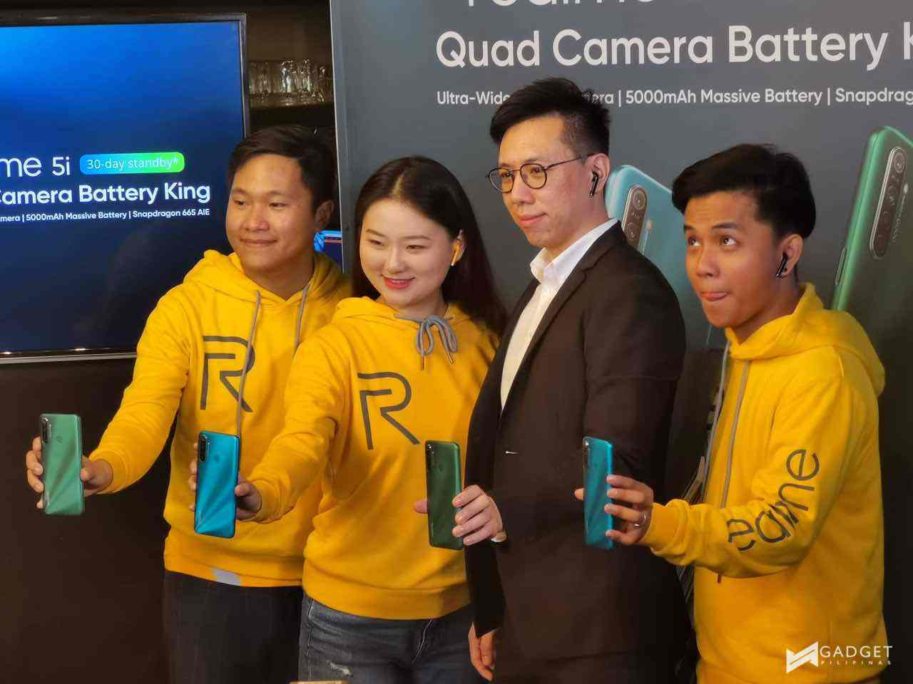 realme 5i, Realme 5i Gets Priced, Available in Stores Starting February 1!, Gadget Pilipinas, Gadget Pilipinas