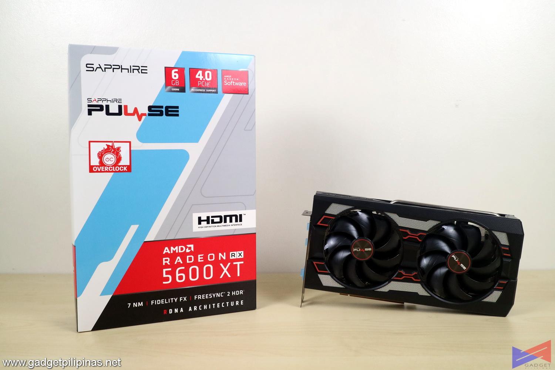 Sapphire Pulse RX 5600 XT 6GB Review
