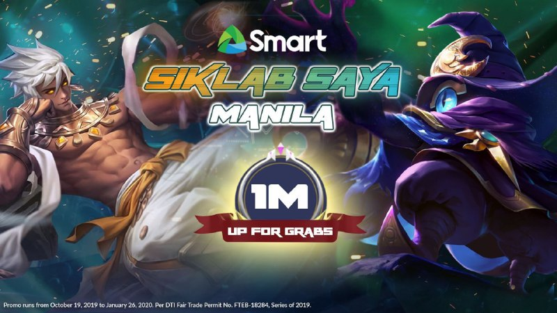 Smart Siklab Saya Manila, Smart Siklab Saya Heads to NCR for the Biggest Mobile Legends: Bang Bang Gathering!, Gadget Pilipinas, Gadget Pilipinas
