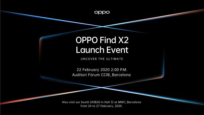 OPPO x MWC 2020