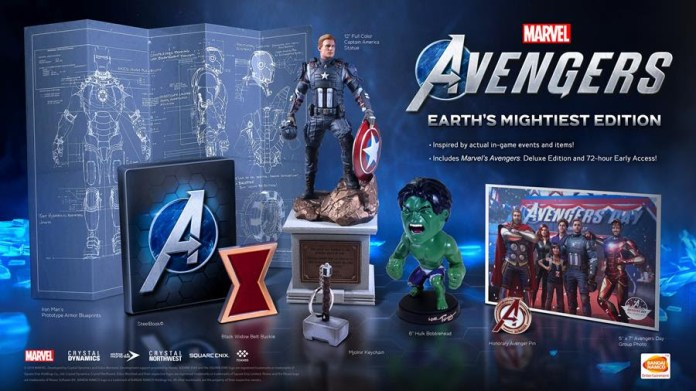 avengers earth mightiest edition preorder