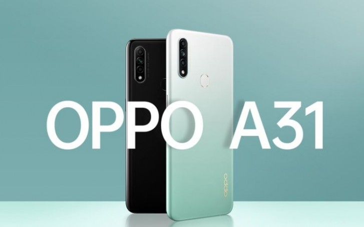 OPPO A31, OPPO Unveils A31 with Helio P35 and Triple Rear Cameras, Gadget Pilipinas, Gadget Pilipinas