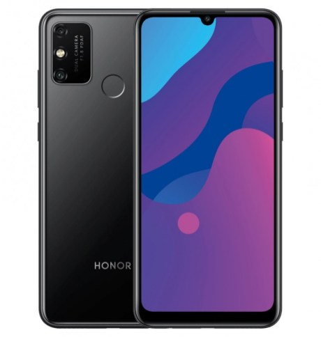 HONOR 9A Play - Night Black