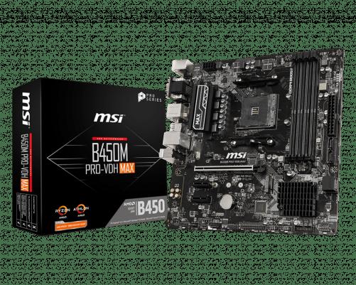 Php 25k Gaming PC Build Guide - MSI B450M Pro VDH Max