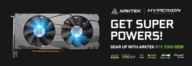 Arktek Arsenal RTX 2060 Super Review