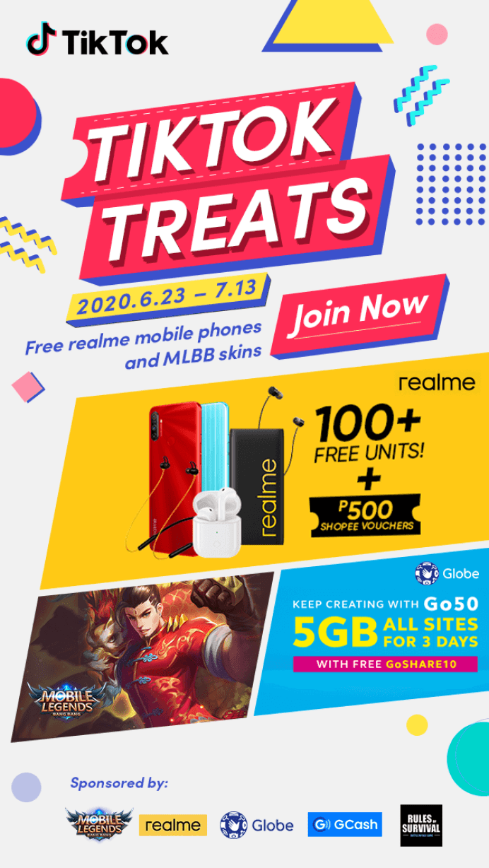 [KV2] realme Philippines partners with TikTok