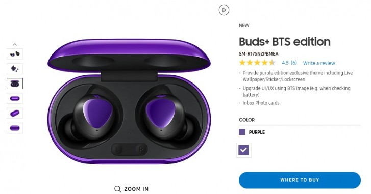 Samsung Galaxy S20 Galaxy Buds Bts Edition Photos Leak Ahead Of Launch Gadget Pilipinas Tech News Reviews Benchmarks And Build Guides