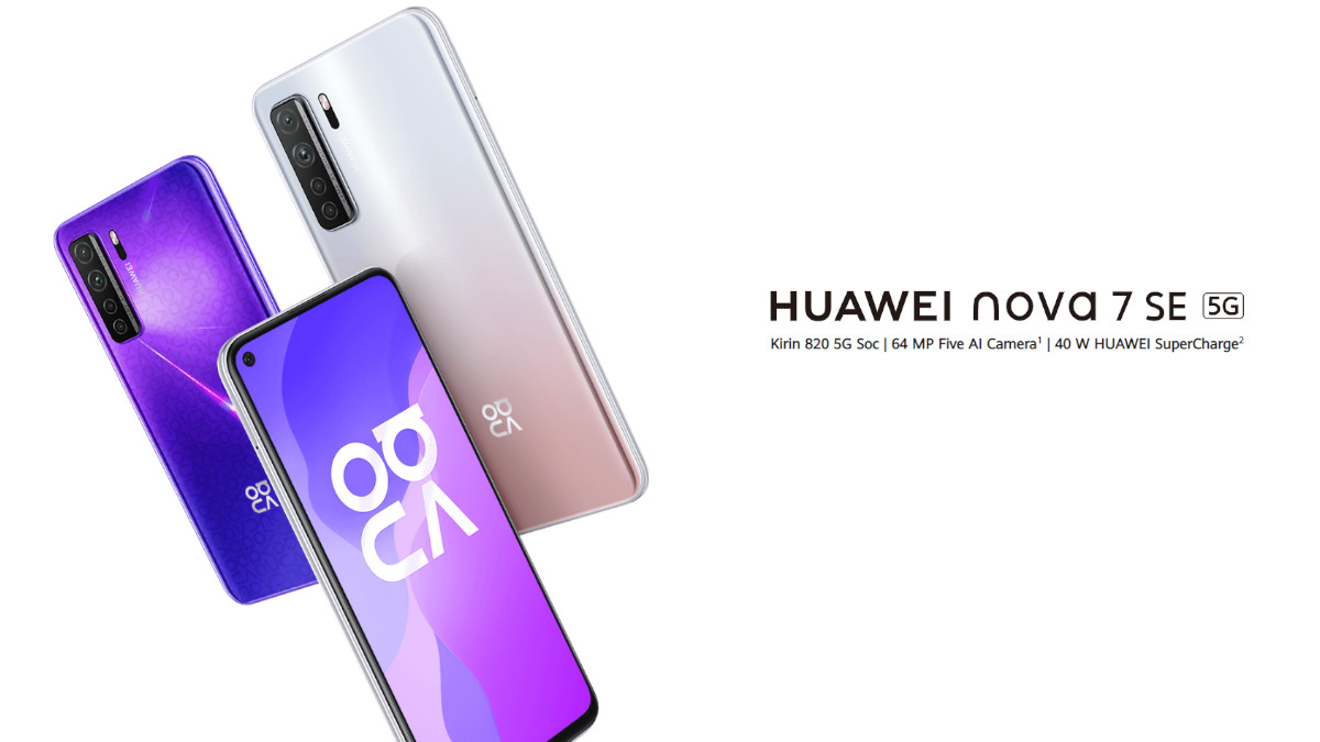 Experience Next-Level Mobile Gaming with the Huawei nova 7 SE 5G | Gadget  Pilipinas | Tech News, Reviews, Benchmarks and Build Guides