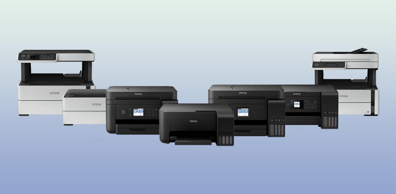 Epson Printers - 2