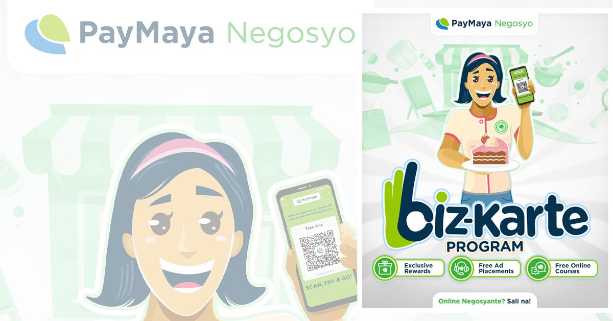 PayMaya Bizkarte - 3