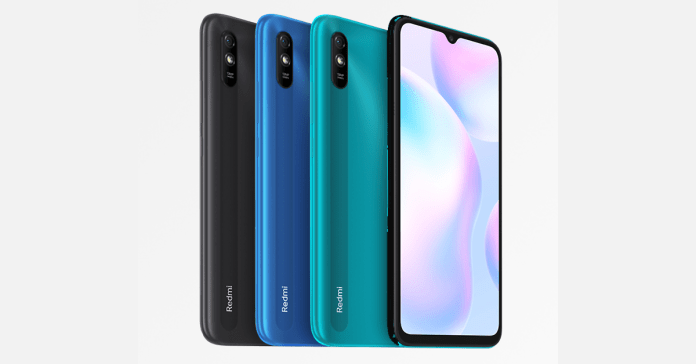 Redmi 9A - All Colors 2