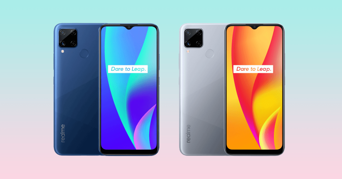realme C15 - All Colors