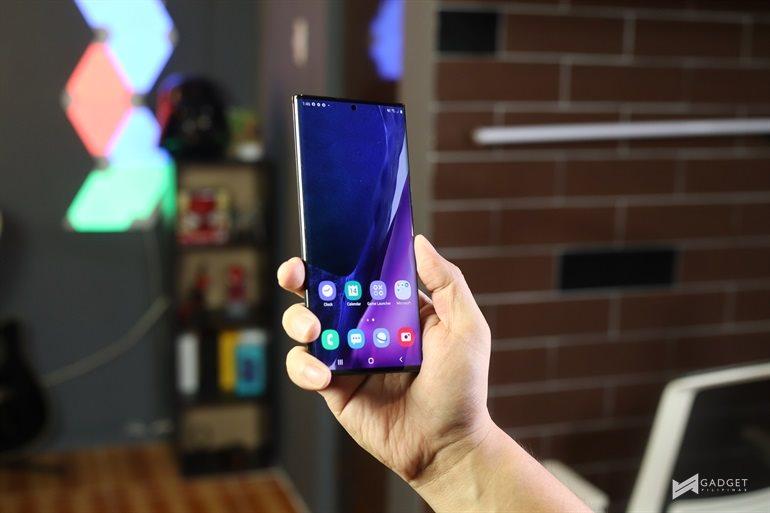 Galaxy Note20 Ultra First Impressions - Unit 9