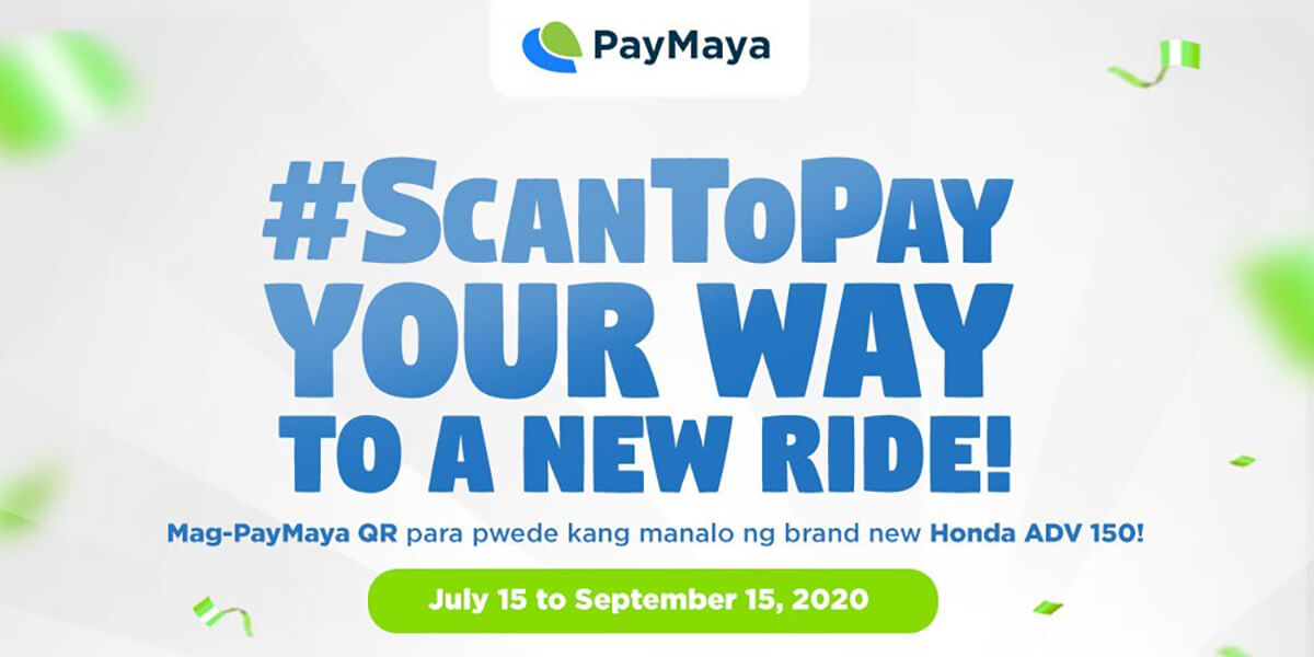 PayMaya for Riders 1