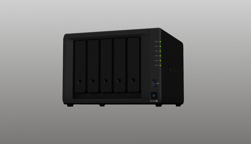 synology-diskstation-ds1520+