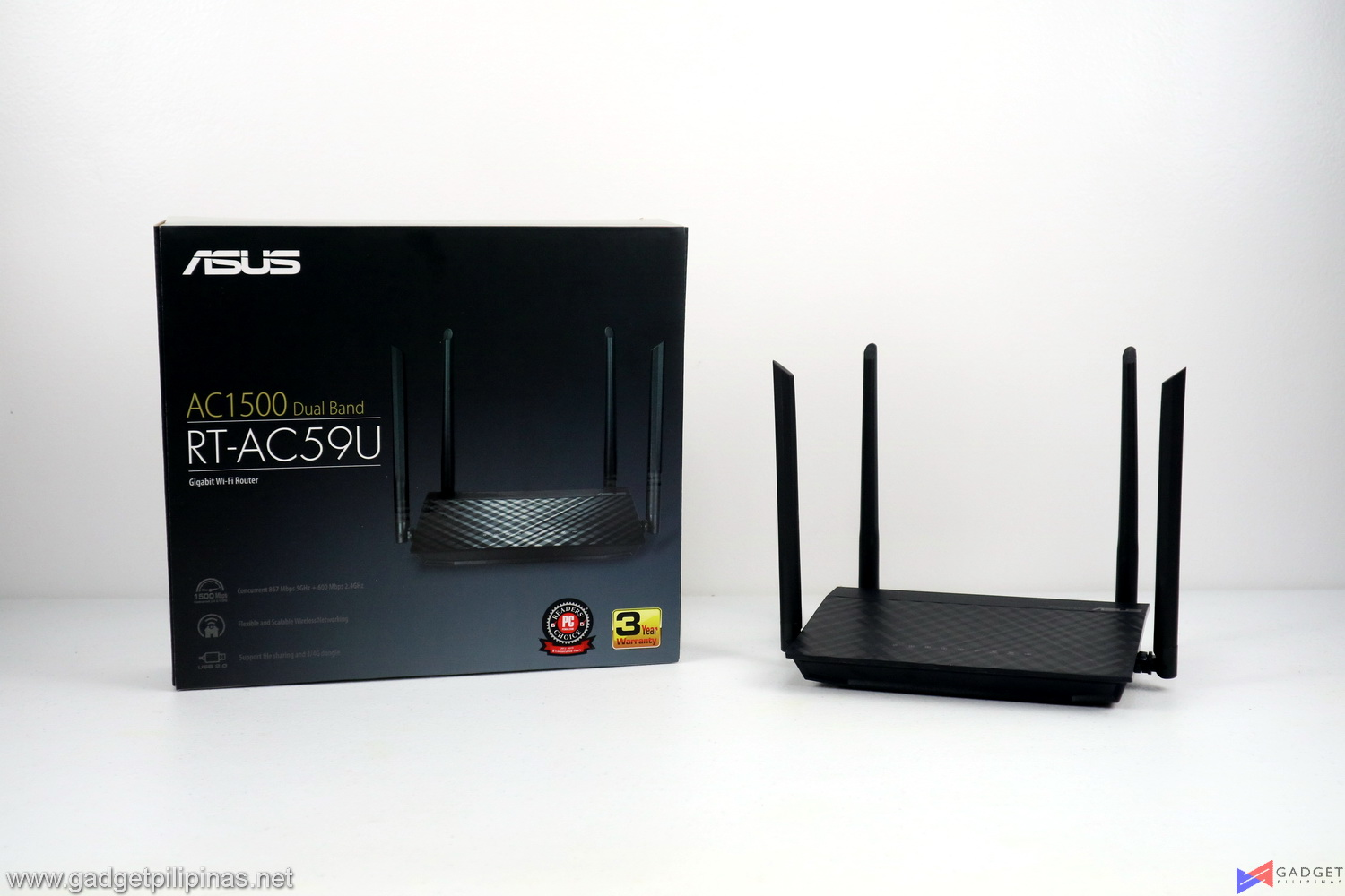 ASUS RT-AC59U V2 Router Review 041