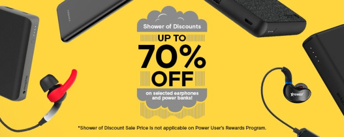 Home Office PH Shower of Discounts