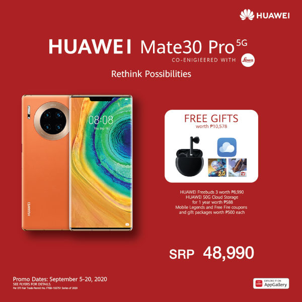 huawei super 5g deals mate 30 pro 5g