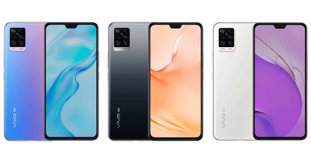 vivo V20 Pro - Featured