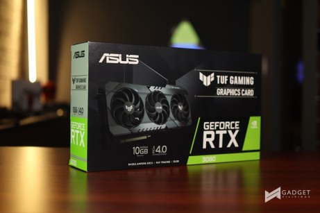 ASUS TUF Gaming RTX 3080 Review Philippines