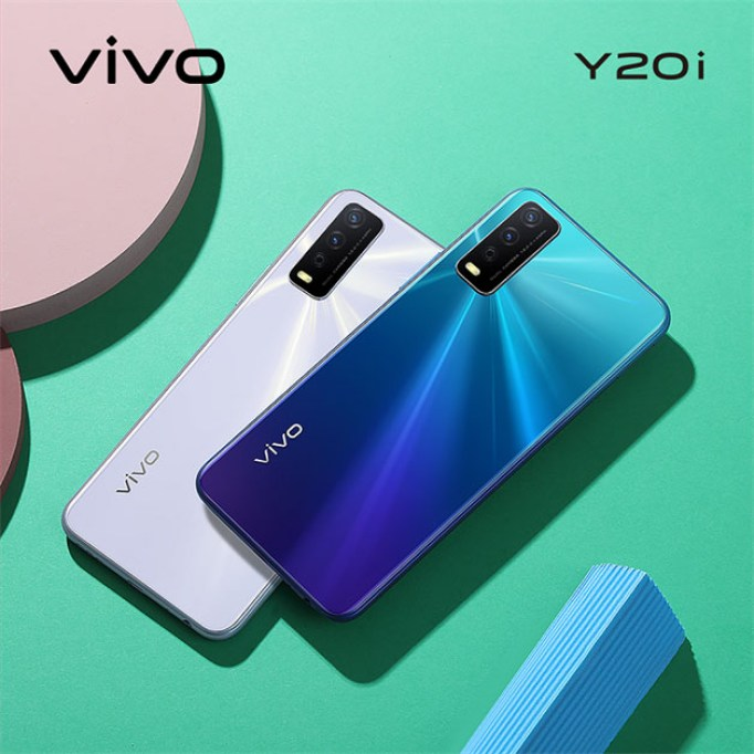 vivo Y20i colors