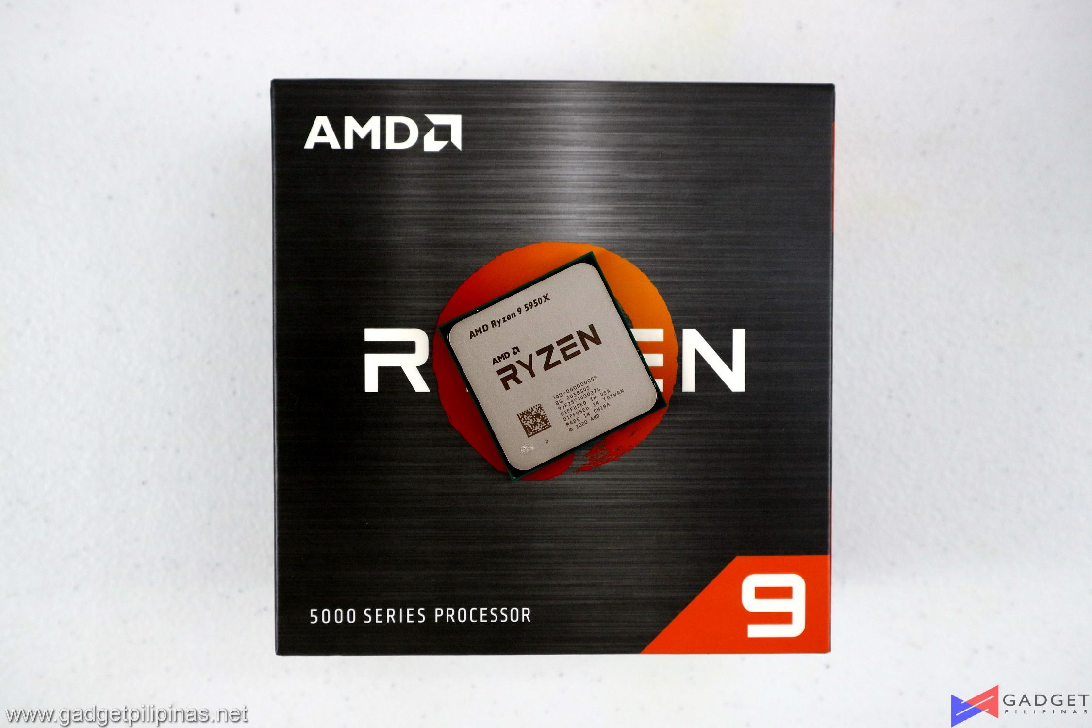 AMD Ryzen 9 5950X Review - AMD Ryzen 9 5950X PH Price Review