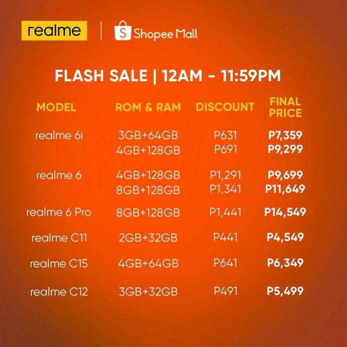 realme Shopee 11-11 (1)
