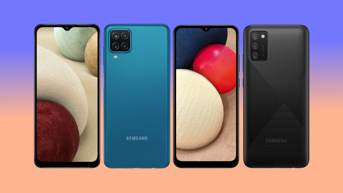 Samsung Galaxy A12 And A02s Now Official Gadget Pilipinas Tech News Reviews Benchmarks And Build Guides