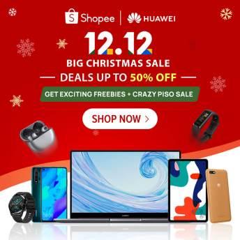 Huawei Lazada 12.12