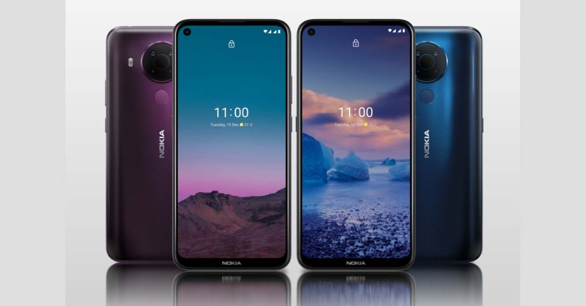 Nokia 5.4- all colors